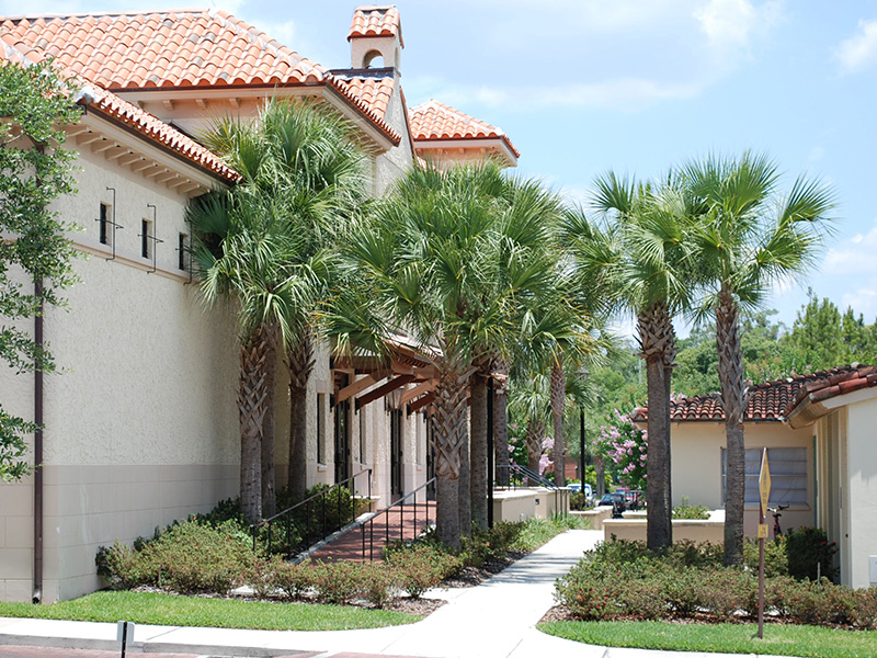 Keene Music Hall at Rollins College