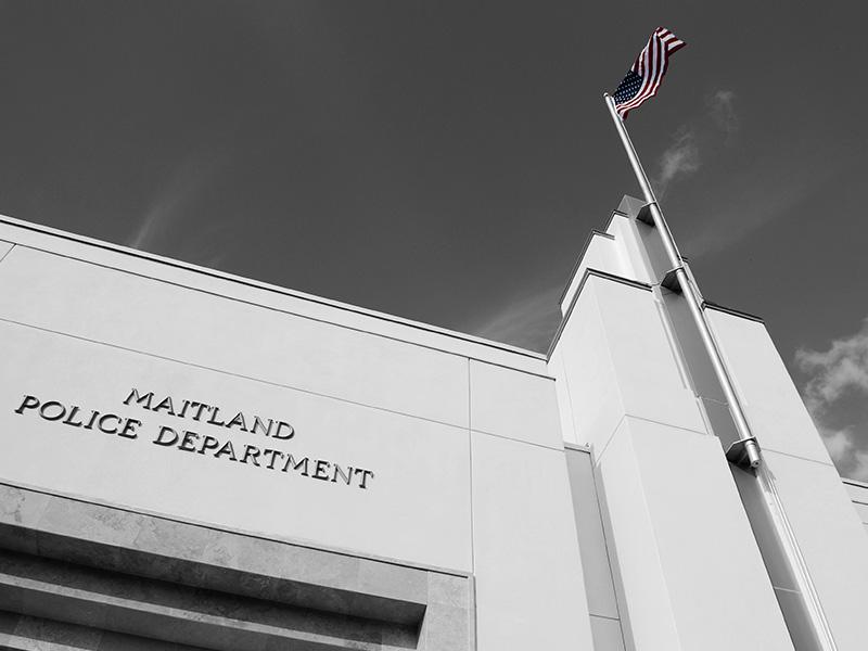 Maitland Police Station