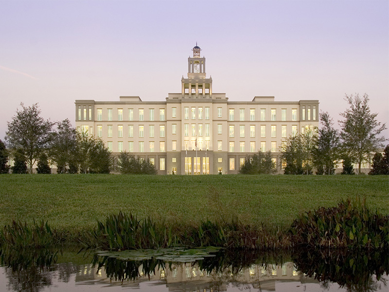 Seminole Justice Center