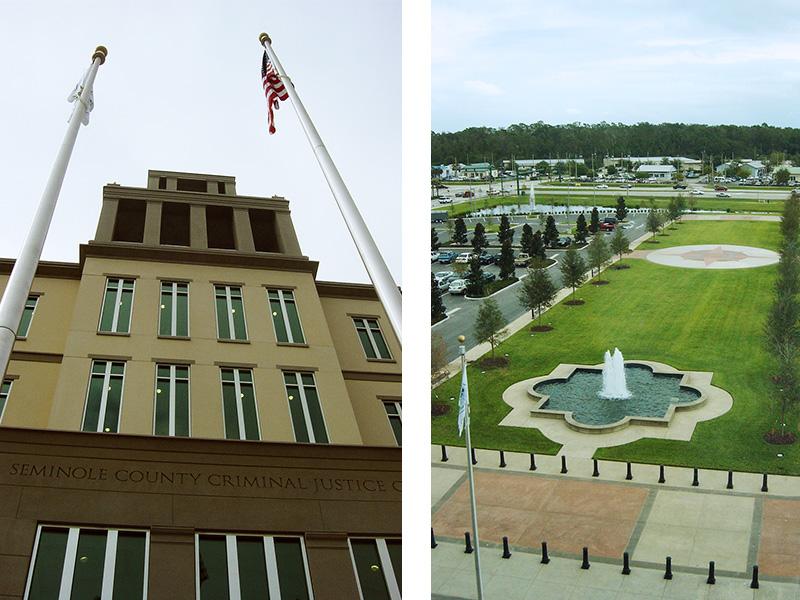Seminole Justice Center