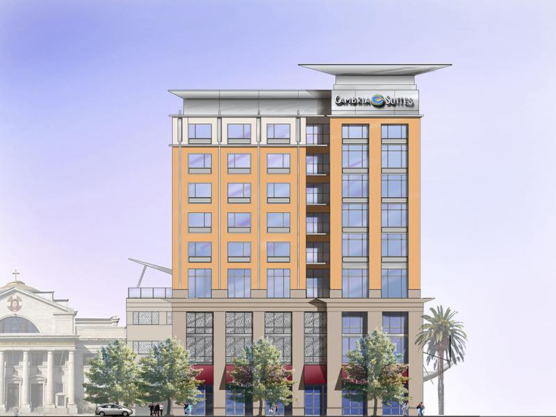 Cambria Suites Downtown Orlando