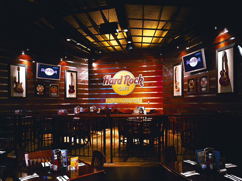 Hard Rock Hollywood Florida