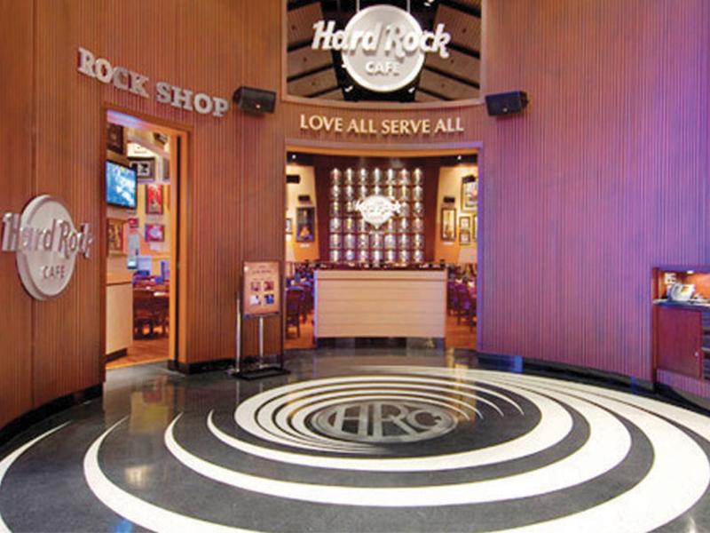 Hard Rock Hotels Casinos Mississippi