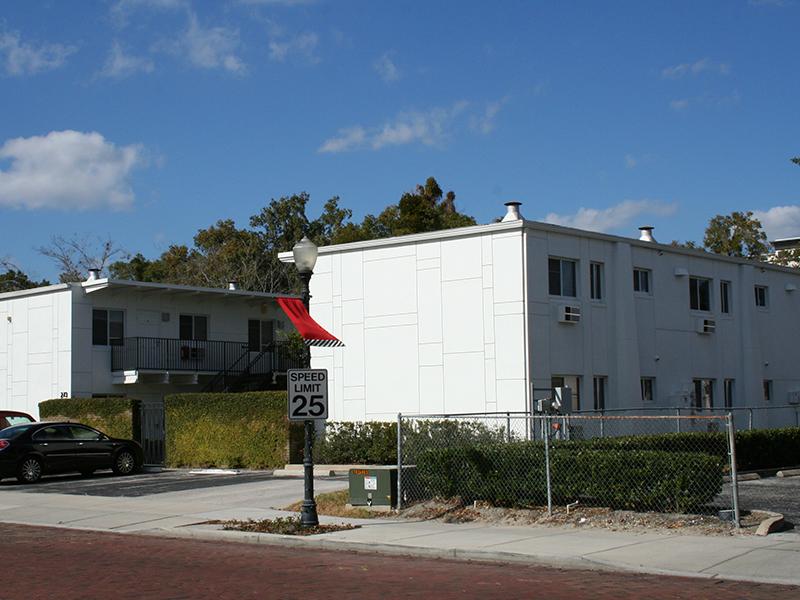 Rollins College Welbourne Graduate Housing