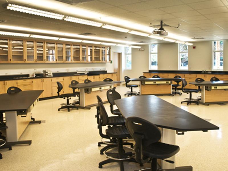 Stetson University Sage Hall