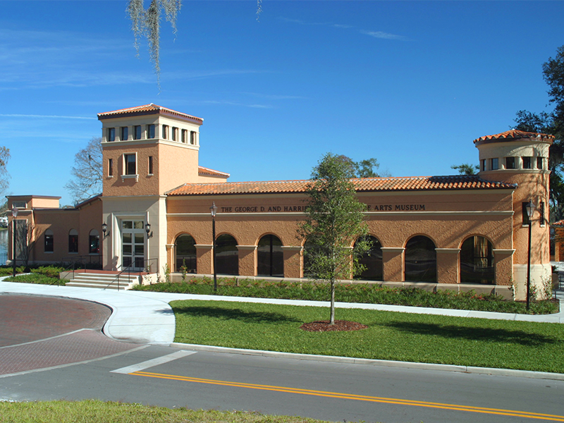 Rollins College President Residence