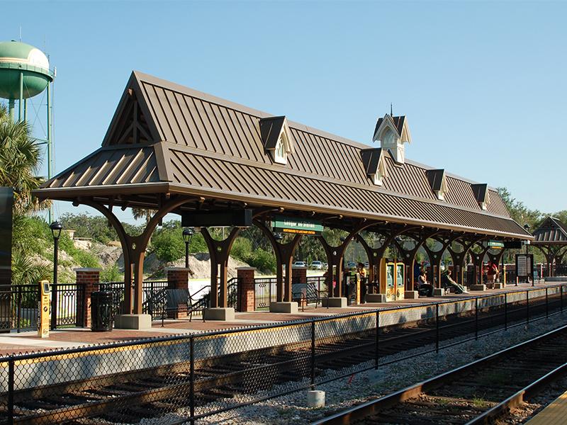 Longwood SunRail Station